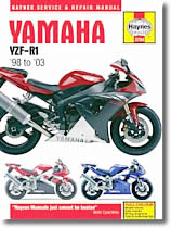 Yamaha YZF R1 (1998 à 2003)