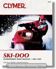 Motoneige Ski Doo Formula (1985-1989)