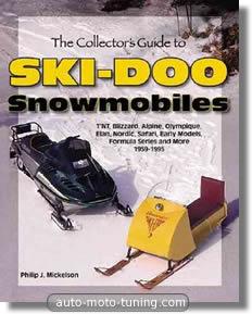 Motoneiges Ski-Doo depuis 1959