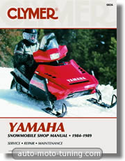 Snowmobile Yamaha (1984-1989)