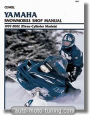 Snowmobile Yamaha (1997-2002)