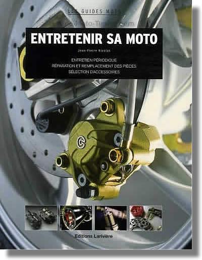 Guide pour bien entretenir sa moto