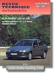 Revue technique Alfa Romeo 145 et 146
