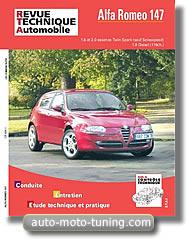 Revue technique Alfa Romeo 147