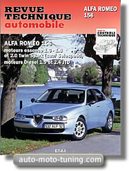 Revue technique Alfa 156