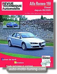 RTA Alfa 159 diesel