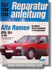 RTA Alfa 164 (depuis 1987)