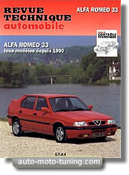 RTA Alfa Romeo 33 depuis 1990