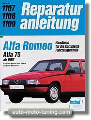 Revue Alfa 75