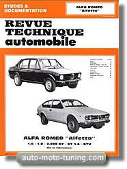 RTA Alfa Romeo Alfetta
