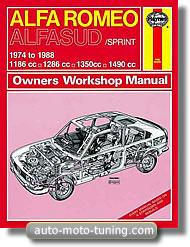 RTA ALFA Sprint (1974-1988)