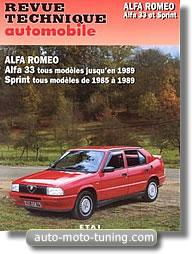 RTA Alfa Sprint (1985-1989)