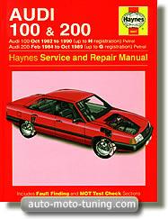 RTA Audi 100 et 200
