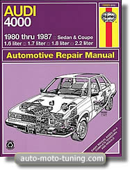 RTA Audi 4000 (1980-1987)