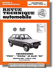 Revue technique Audi 50