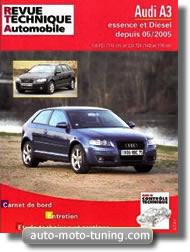 RTA Audi A3 (depuis 2005)