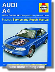 Audi A4 (1995 à 2000)