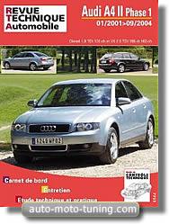 Revue Audi A4 II (2001-2004)