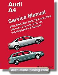RTA Audi A4 (2002 à 2008)