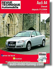 RTA Audi A4 (depuis 2004)