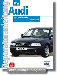 Revue technique Audi A4 (1995 à 2000)