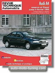 RTA Audi A4 (1995 à 1999)
