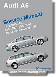 RTA Audi A6 (1998 à 2004)