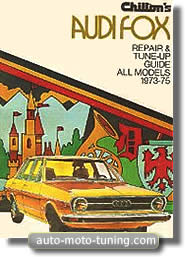 RTA Audi Fox (1973-1975)