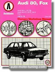 Audi Fox (1973-1978)
