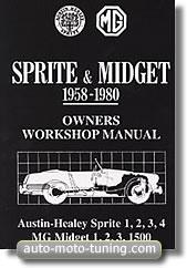 Revue Austin Healey (1958 à 80)
