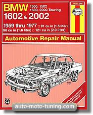 RTA BMW 1600 et 2002 (1959-1977)