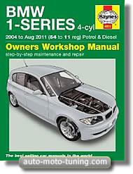 Revue technique Bmw Série 1 (2004-2011)
