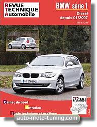 RTA Bmw Série 1 diesel (a/p. 2007)