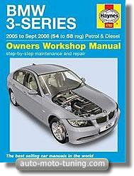 Revue technique BMW Série 3 (2005-2008)
