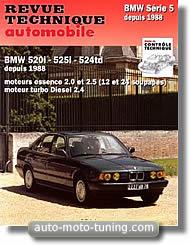 BMW 520 et 525