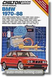 Revue technique BMW série 6 (1970-1988)
