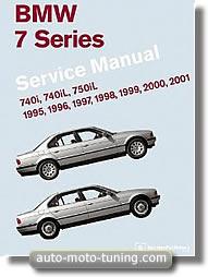 BMW 740 et 750