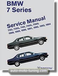 BMW 735, 740 et 750