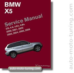 Revue technique BMW X5 (2000-2006)