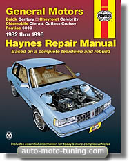 Revue technique Buick Century (1982-1996)