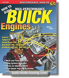 Revue technique pour la restauration et la préparation des moteurs Buick