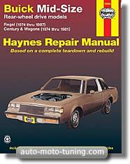 RTA Buick Regal (1975-1987)