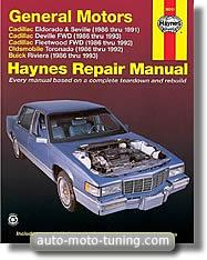 RTA Buick Riviera (1986-1993)