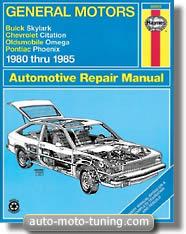 RTA Buick Skylark (1980-1985)