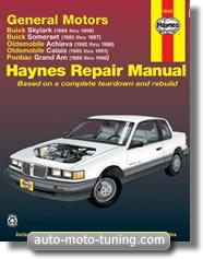 RTA Buick Skylark (1986-1998)