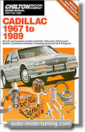 Revue technique Cadillac Eldorado