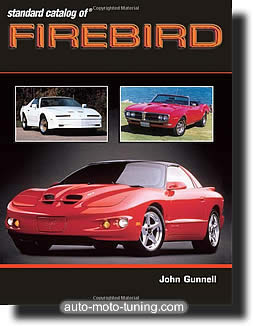 Catalogue standard Pontiac Firebird de 1967 à 2002