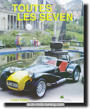 Documentation automobile : Caterham Seven