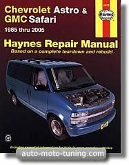 RTA Chevrolet Astro (1985-2005)