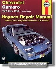 Revue technique Chevrolet Camaro
